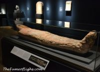This is the Mummy of Herakleides, Romano-Egyptian, AD 120-140, Getty Museum's own.
