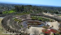 The Getty's Central Garden
