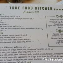 True Food Kitchen's summer menu