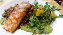 True Food Kitchen's grilled salmon