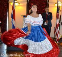 Folkloric dances
