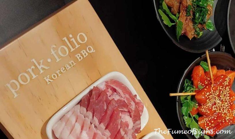 Porkfolio The New Korean Bbq Restaurant At Westfield